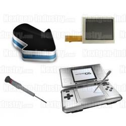 Réparation Ecran du haut ou du bas LCD Nintendo DS FAT
