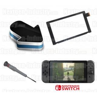 Réparation vitre écran tactile Nintendo Switch