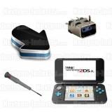Réparation connecteur prise chargeur Nintendo New 2DS XL