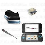 Réparation bouton power Nintendo New 2DS XL