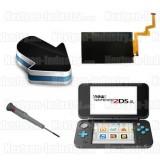 Réparation écran haut LCD Nintendo New 2DS XL