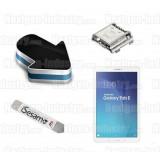 Réparation connecteur alimentation Galaxy Tab E SM-T560