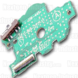 Carte boutons et power on/off PSP Fat