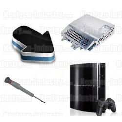 Réparation Alimentation Playstation 3