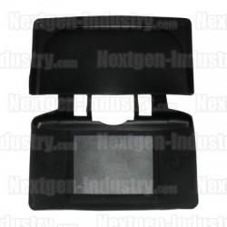Housse silicone Noir Nintendo DS Lite