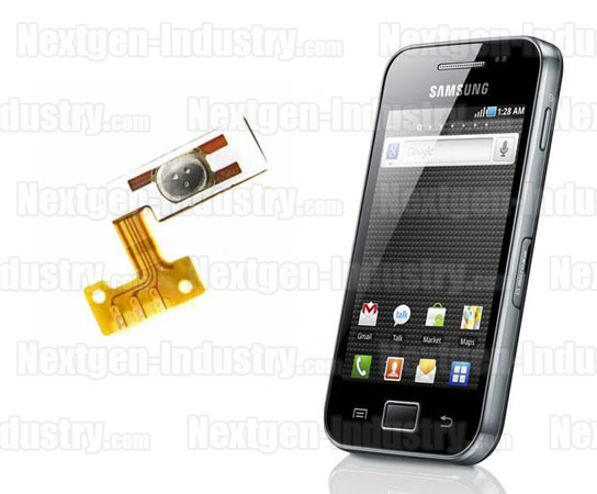 R�paration bouton power (on-off) Samsung Galaxy Ace S5830