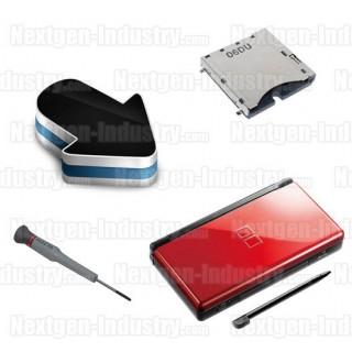 Réparation lecteur de cartes Slot 1 NDS Lite