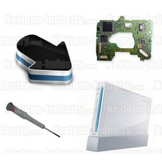 Forfait réparation PCB / Carte mère Lecteur Wii