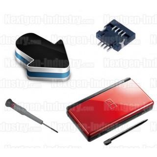 Réparation connecteur P6 écran tactile Nintendo DS Lite