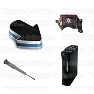 Forfait remplacement bloc optique Xbox 360 HITACHI