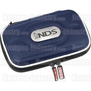 Housse rigide Bleu foncé pour Nintendo DS Lite et DSi