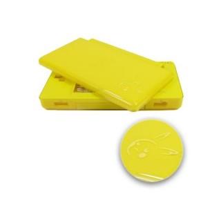 Coque DS Lite jaune Pikachu