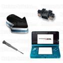 Réparation connecteur prise chargeur Nintendo 3DS / 3DS XL