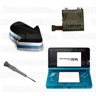 Réparation lecteur SD Nintendo 3DS