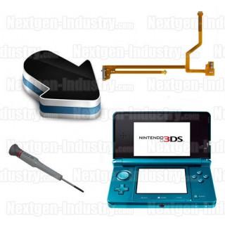 Réparation nappe bouton 3D haut-parleurs Nintendo 3DS