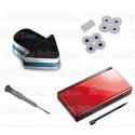 Réparation boutons et croix directionnelle Nintendo DS Lite