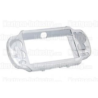 Coque protection plastique cristal Ps Vita
