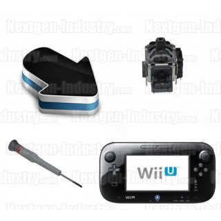Réparation Joystick PAD interne manette GamePad Wii-U