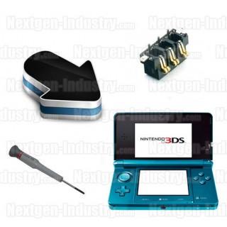 Réparation connecteur batterie Nintendo 3DS / 3DS XL