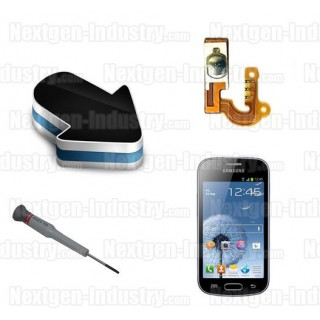Réparation bouton power (on-off) Galaxy Trend S7560 et S7562