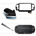 Réparation écran LCD + vitre tactile PS Vita