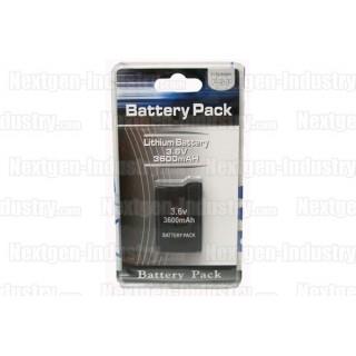 Batterie 3600mah pour PSP Fat