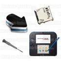Réparation lecteur carte SD Nintendo 2DS