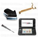 Réparation nappe bouton 3D haut-parleurs Nintendo 3DS XL