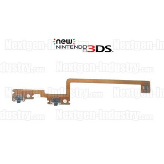 Gâchette + nappe gauche L Nintendo New 3DS