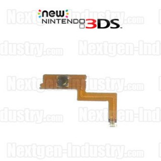 Nappe Bouton HOME Nintendo New 3DS