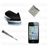 Réparation lecteur carte SIM Iphone 4G