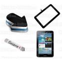 Réparation vitre tactile Galaxy Tab 2 7.0 P3100 P3110