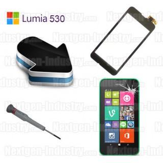 Réparation vitre tactile Nokia Lumia 530
