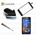Réparation vitre tactile Nokia Microsoft Lumia 535