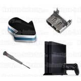Réparation connecteur prise HDMI Ps4