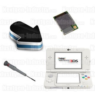 Réparation carte module Wifi Nintendo New 3DS / New 3DS XL