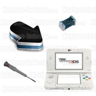 Réparation fusibles Nintendo New 3DS / New 3DS XL