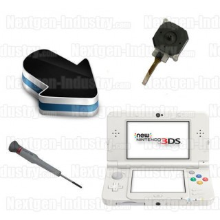 Réparation Joystick PAD Nintendo New 3DS / New 3DS XL