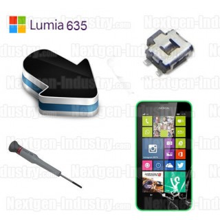 Réparation bouton power volume Nokia Lumia 630 ou 635
