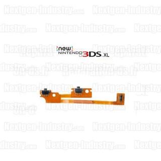Gâchette + nappe droite R Nintendo New 3DS XL