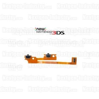 Gâchette + nappe droite R Nintendo New 3DS