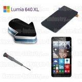 Réparation vitre tactile écran Nokia Microsoft Lumia 640 XL