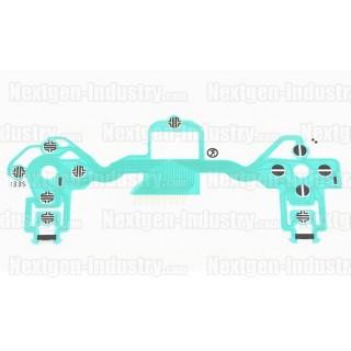 Nappe flexible bouton contacteur manette PS4 DualShock