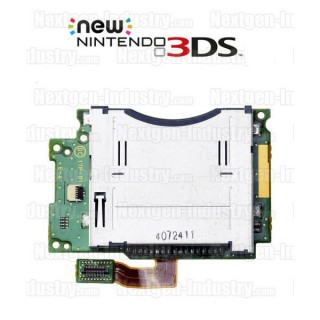 Lecteur de carte jeux Slot 1 New 3DS