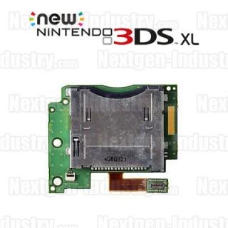 Lecteur de carte jeux Slot 1 New 3DS XL