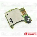 Lecteur carte cartouche jeux Nintendo Switch