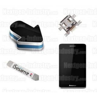 Réparation prise chargeur alimentation Lenovo S5000