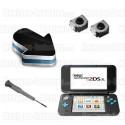 Réparation gâchettes bouton L et R Nintendo New 2DS XL