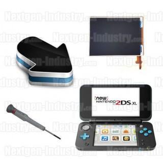 Réparation écran bas LCD Nintendo New 2DS XL