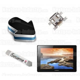Réparation prise chargeur alimentation Lenovo Ideatab A7600
